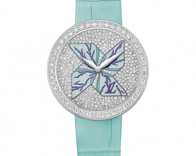 Louis Vuitton unveils Cruise 2015 watches collection