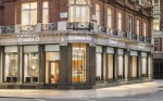 Omega new flagship store in London, Oxford St.
