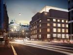 W Hotel Amsterdam opening 2015