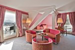 Carlton Hotel St Moritz, renovated suite