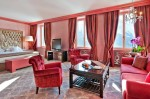 Carlton Hotel St Moritz, refurbished Suite