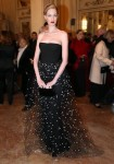 Italian Actress in Giorgio Armani Prive Couture #primascala