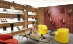Bally new flagship store London, New Bond Street