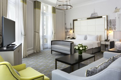 Hilton bets on Paris for luxury positioning revival in Europe
