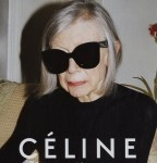 Joan Didion for CELINE, Spring Summer 2015