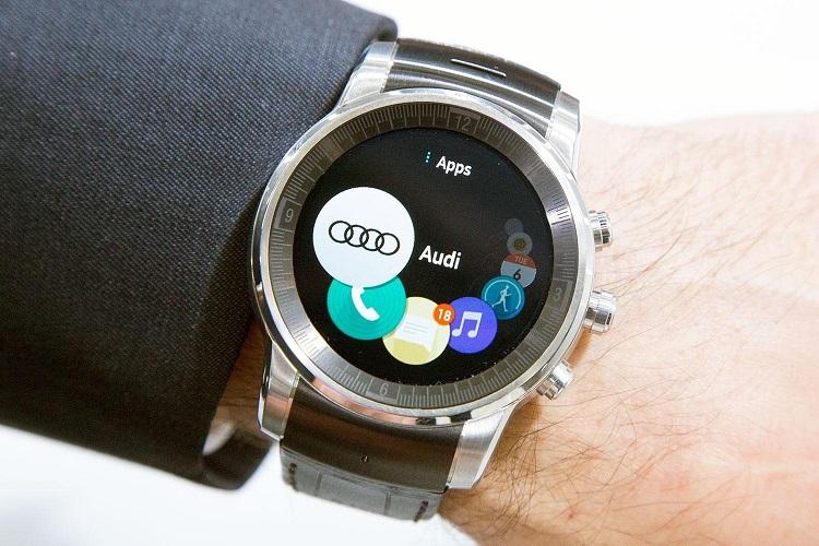 LG & Audi launch smartwatch - CPP-LUXURY