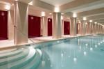 La Reserve new hotel in Paris, pool