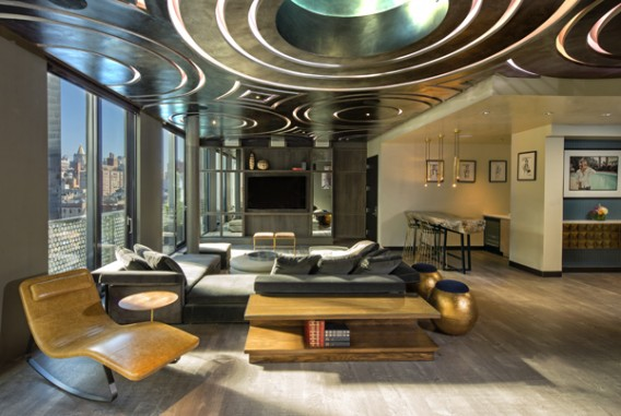 Ultra luxury penthouse opens at DreamDowntown New York CPPLUXURY