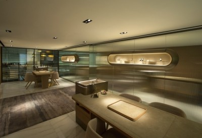 Officine Panerai opens renovated store in Hong Kong