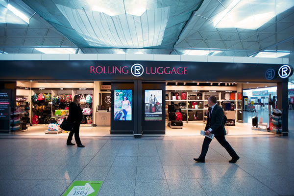 Samsonite acquires Rolling Luggage from Tie Rack - CPP-LUXURY