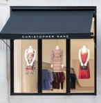 Christopher Kane first store London, Mayfair