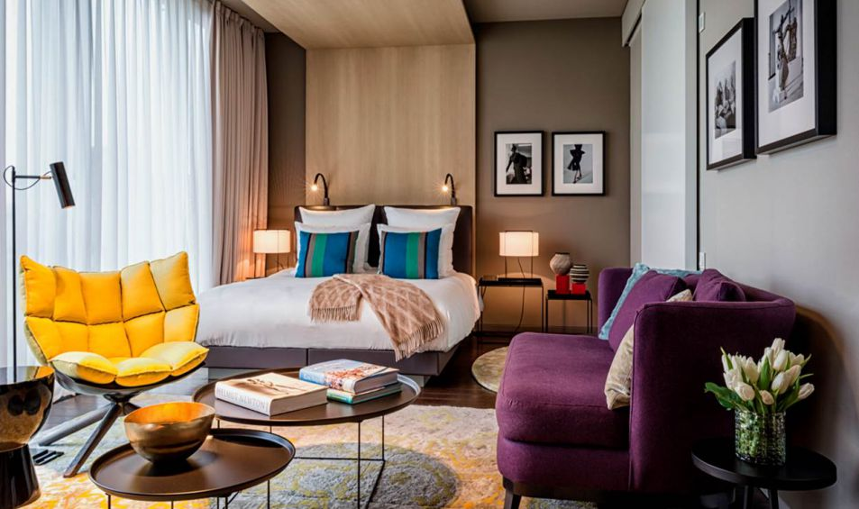 Berlin Luxury Hotel Das Stue Unveils New Penthouse Cpp Luxury