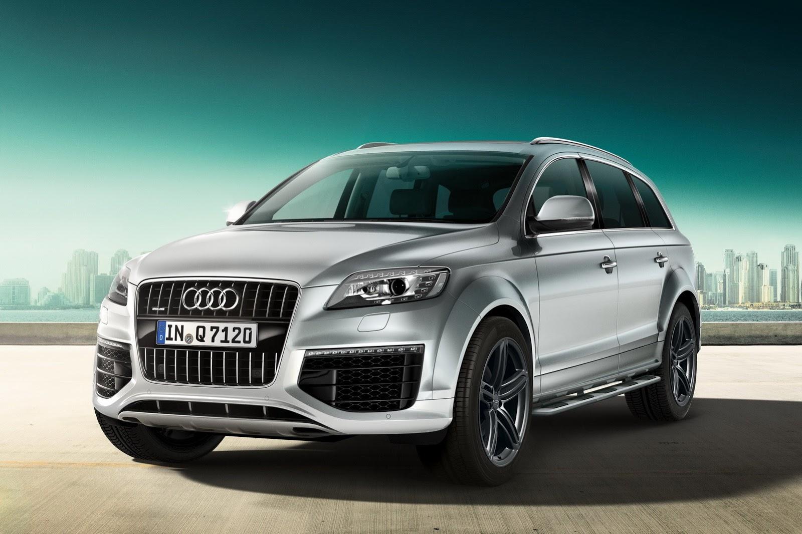Audi Q7 (2015): Preise - autobild.de