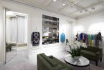 BALMAIN new London flagship store at 69 South Audley St