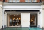 BALMAIN new London flagship store at 69 South Audley Street