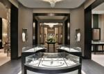 Van Cleef & Arpels new flagship store Milan, Via Montenepoleone