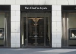 Van Cleef & Arpels new boutique Milan, Via Montenepoleone