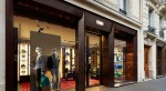 Fendi in Paris first men's only store