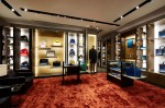 Fendi first men's only store in Paris