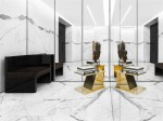 Saint Laurent reopens Paris boutique, Faubourg Saint Honore