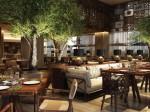 Taj Dubai, Tesoro Restaurant