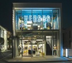 Versus Versace opens first store in Tokyo, Aoyama