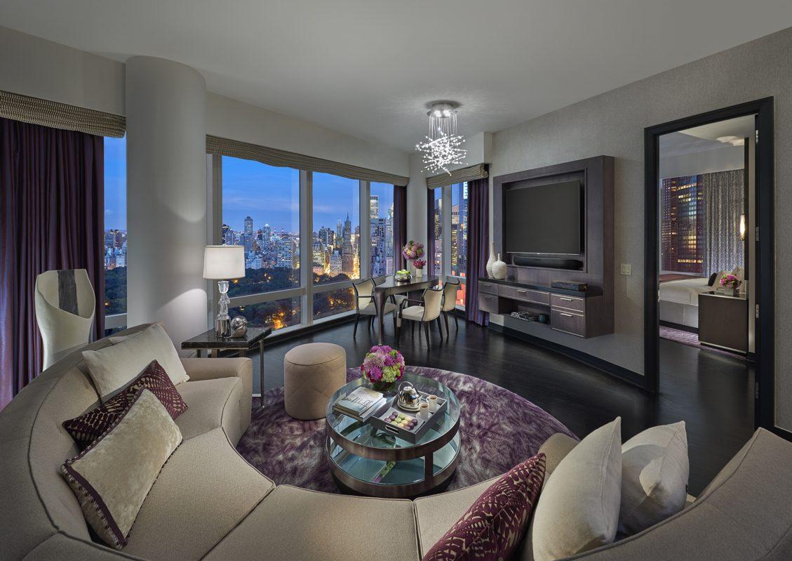 cosmopolitan 2 bedroom city suite