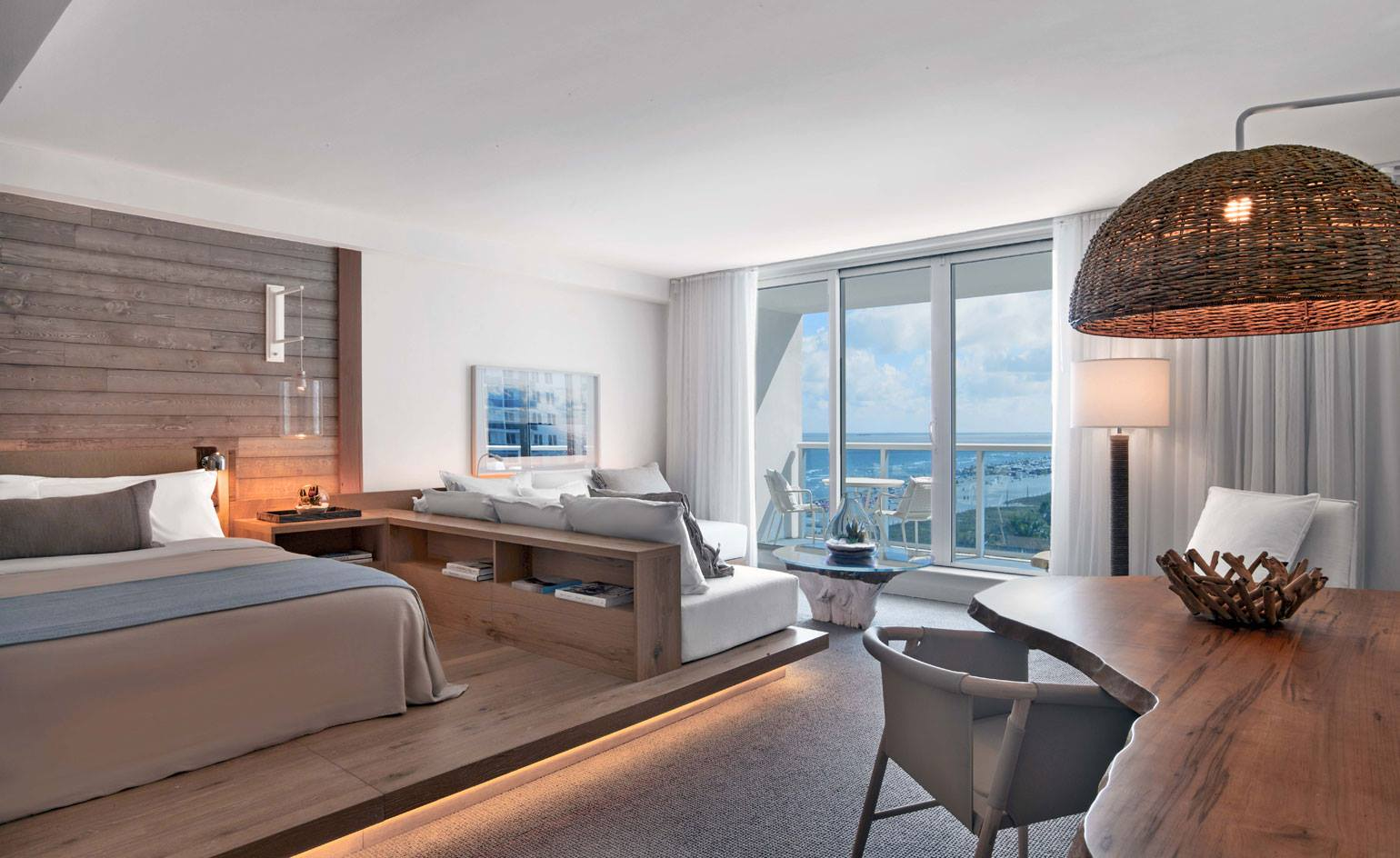 1 Hotel New Eco Friendly Hotel Opens In Miami 39 S South