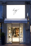 Giuseppe Zanotti new store Cannes, Bd de la Croisette