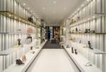Giuseppe Zanotti new boutique Cannes, Bd de la Croisette