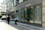 Hermes new store at CityCenter DC, Washington
