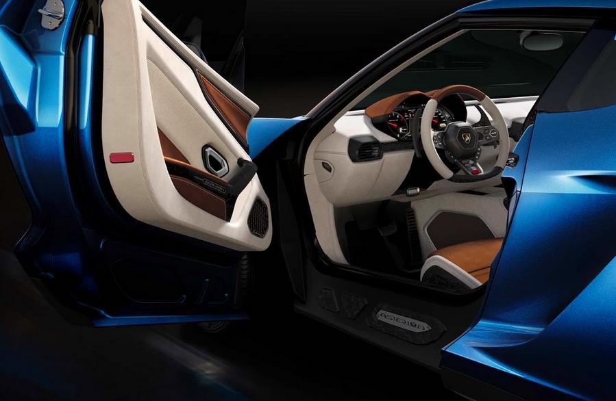 Lamborghini Asterion LPI 910 4 Concept