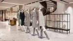 Max Mara's renovated Old Bond Street, London