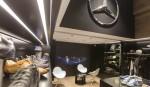 Mercedes ME store in Milan at Galeria Vittorio Emanuele II