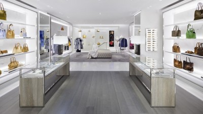 Michael Kors opens in London first Collection store in the U.K.
