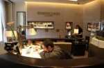 Parmigiani Atelier in London on Mount St, Mayfair