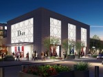 Dior store in Houston at River Oaks District