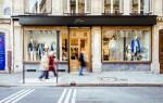 J. Crew store, Paris