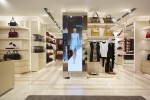 Longchamp store Florence, via Roma