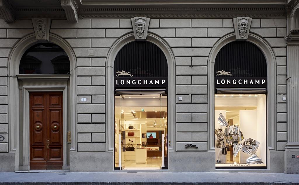 Longchamp Italy Stores