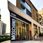 Moschino new boutique in Milan at Porta Nuova