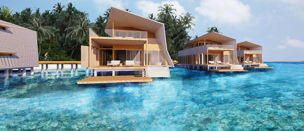 St Regis To Open In The Maldives Cpp Luxury