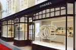 Chanel beauty boutique at Burlington Arcade, London