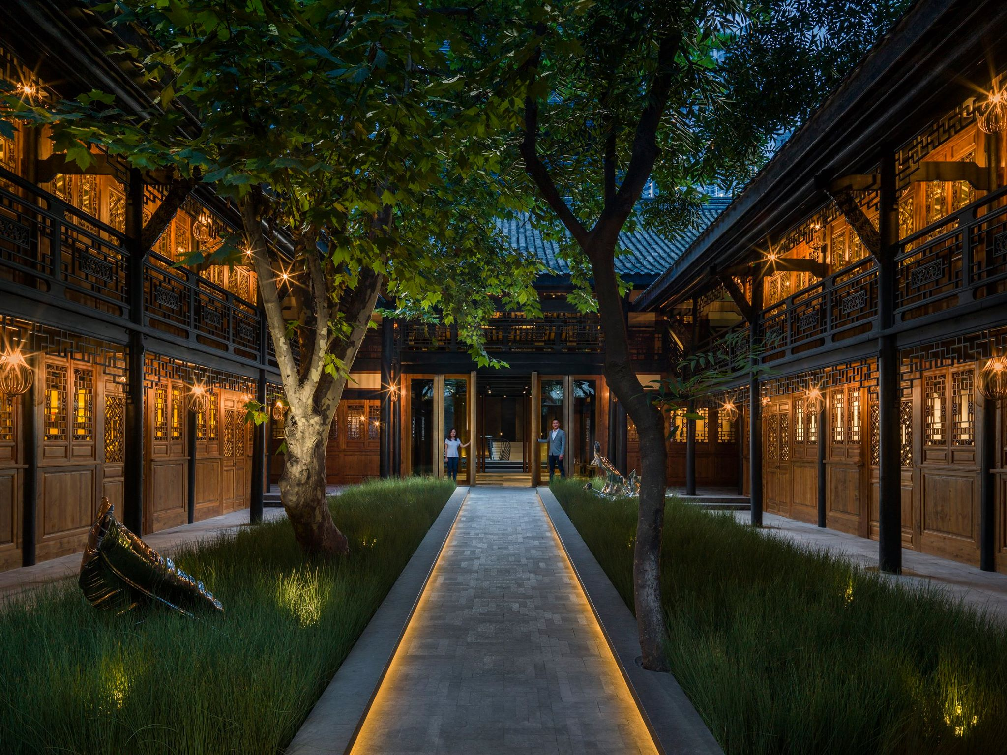 The Temple House Hotel Chengdu Swire Hotels