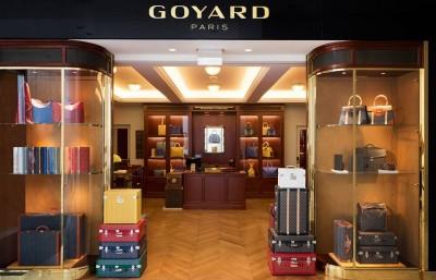 Goyard opens new store in Beverly Hills, Neiman Marcus