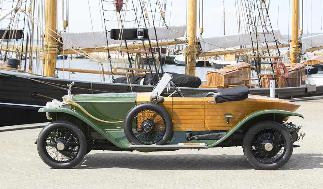Bonhams\' inaugural Denmark auction features spectacular classic ...