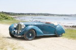 1939 Lagonda LG6 Rapide at Bonham's Denmark auction