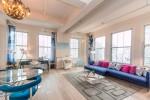 Airbnb luxury 2015 listing: Manhattan historical building loft