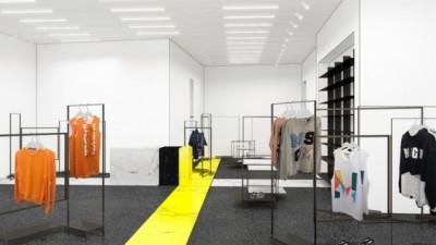 MSGM opens new store in Dubai