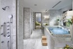 The Spa at Mandarin Oriental, Taipei - VIP Room wet area